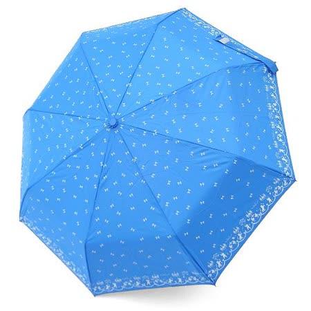 【好物分享】gohappy 購物網【好傘王】自動傘系_輕量級晴雨兩用_馬戲團派對國民傘(寶藍色)好嗎taiwan sogo