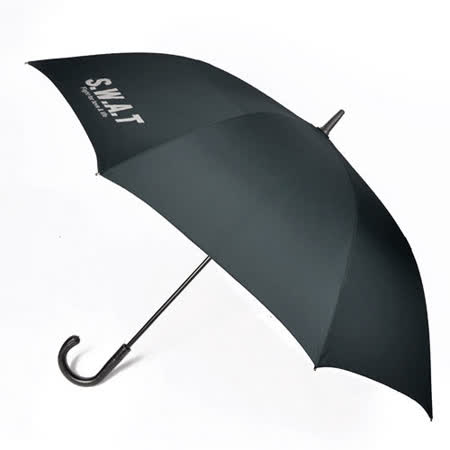 【2mm】Bodyguard強韌防身傘/防衛直傘(黑色)