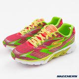 SKECHERS (女) 跑步系列 GO RUN 4 - 13995LMHP