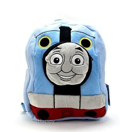【湯瑪士小火車】絨毛後背包