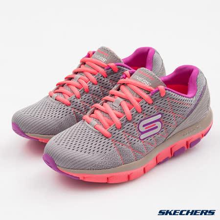 SKECHERS (女) 跑步系列 智慧生活 - 99999877GYCR