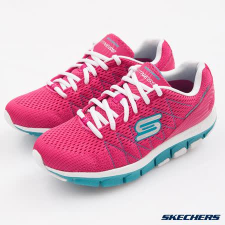 SKECHERS (女) 跑步系列 智慧生活 - 99999877HPTQ