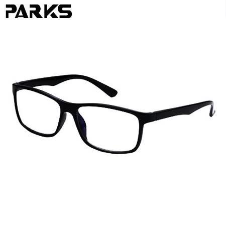PARKS專業3C濾藍光眼鏡時尚雅痞系列