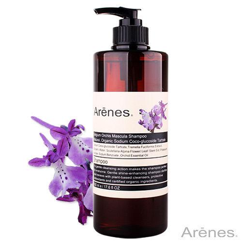Arenes比利時蘭鑽植萃洗髮露(500ml)