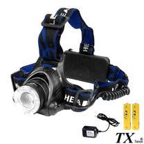 【特林TX】美國CREE  T6 LED無段前後變焦照明頭燈 (HD-T6K-2)