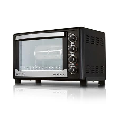 [YAMASAKI山崎家電] 45L三溫控烘焙專用型全能電烤箱 SK-4580RHS 送3D旋轉輪烤籠