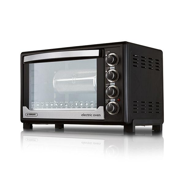 ^~YAMASAKI山崎家電^~ 45L三溫控烘焙 型全能電烤箱 SK~4580RHS 送