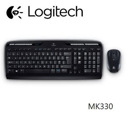 羅技 MK330 無線滑鼠鍵盤組