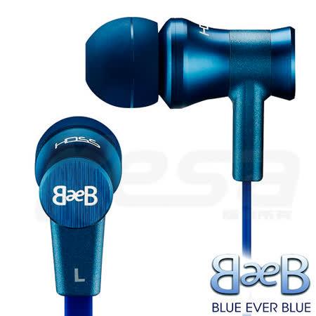 美國 Blue Ever Blue 1001BL 耳道式耳機