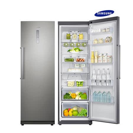 Samsung三星345公升TWIN【右開冷藏】冰箱RR35H61157F/TW