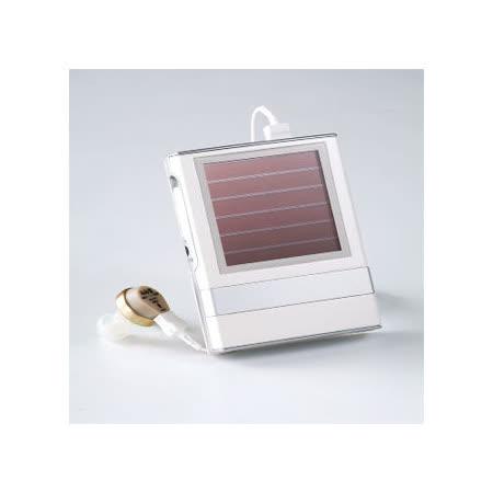 耳寶 太陽能充電攜帶型助聽器-單耳