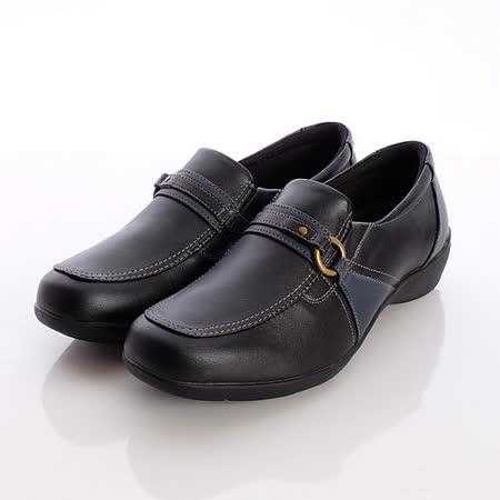 日本製輕熟男女機能鞋-輕熟女休閒鞋-EVE224CA6黑(22.5cm-25cm)
