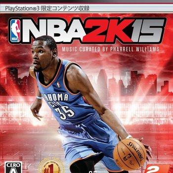 普雷伊 PS3 NBA2K15 中文版