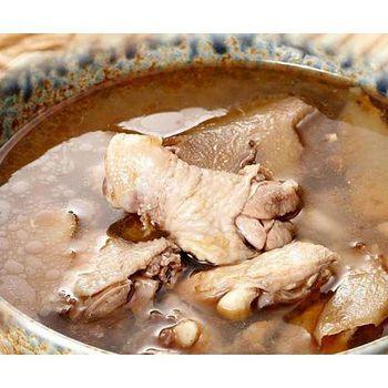 常饌 古法養生鮮雞湯- 養生麻油雞(420/g)