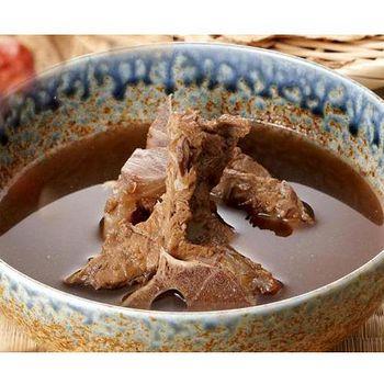 常饌 經典回味湯品- 藥燉排骨(420/g)