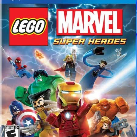 普雷伊 PS4 樂高驚奇超級英雄 美版