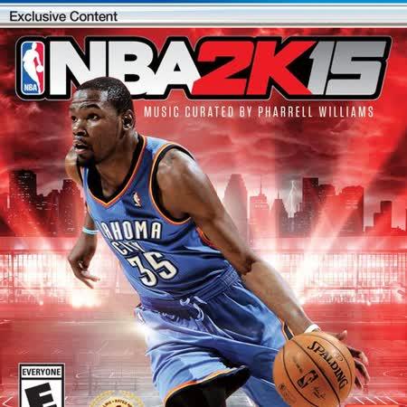 普雷伊 PS4 NBA 2K15 中文版