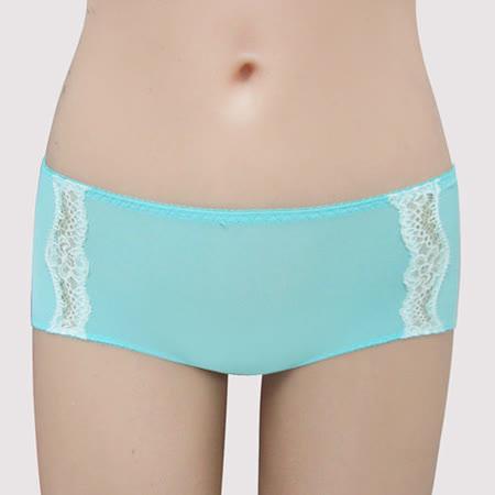 【瑪登瑪朵】15春夏S-Select素面  低腰平口萊克褲(龍麟藍)