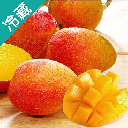 外銷日本等級愛文芒果2箱(5kg±5%/箱)