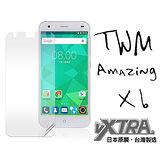 VXTRA 台哥大 TWM Amazing X6 手機專用 高透光亮面耐磨保護貼
