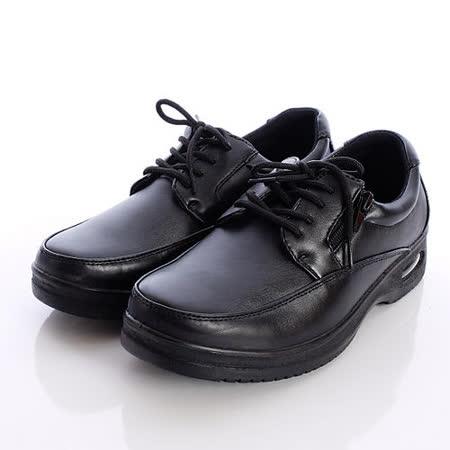 【網購】gohappy 線上快樂購日本製輕熟男機能鞋-OL通勤族氣墊男鞋-249  BL黑(24cm-27cm)好嗎竹 北 愛 買