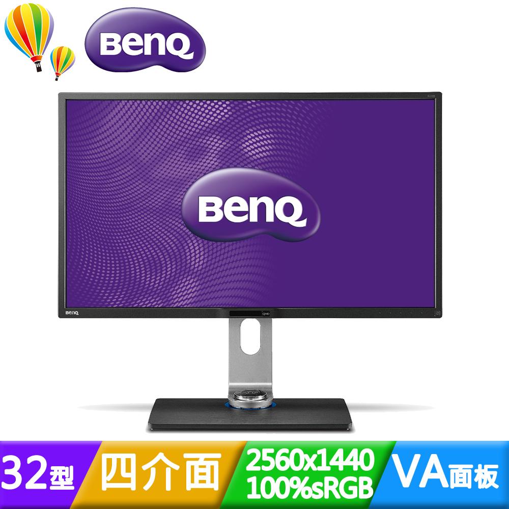 BenQ明基 BL3200PT 32型VA面板2K 100% sRGB液晶螢幕