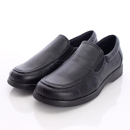 日本製輕熟女機能鞋-通勤OL小羊皮女鞋-GBK8124A-BL黑(22cm-24.5cm)