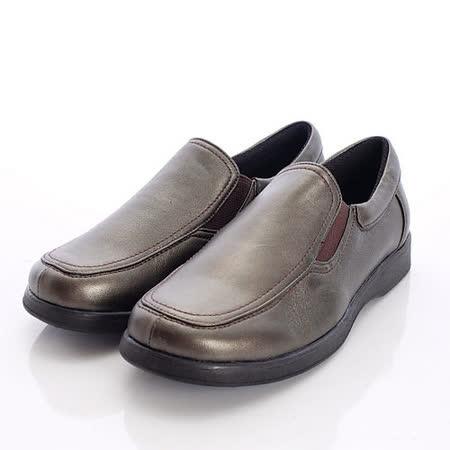 日本製輕熟女機能鞋-通勤OL小羊皮女鞋-GBK8124A-BZ金(22cm-24.5cm)
