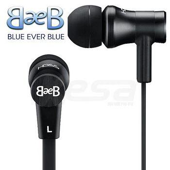 美國 Blue Ever Blue 耳道式耳機 1001BK
