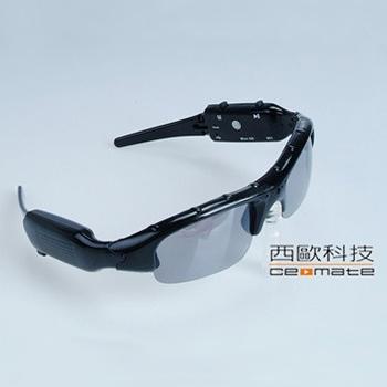 【西歐】P2000太陽眼鏡造型 多功能錄影機