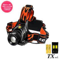 【特林TX】美國CREE L2 LED前後伸縮無段變焦頭燈(TK-N87E-L2)