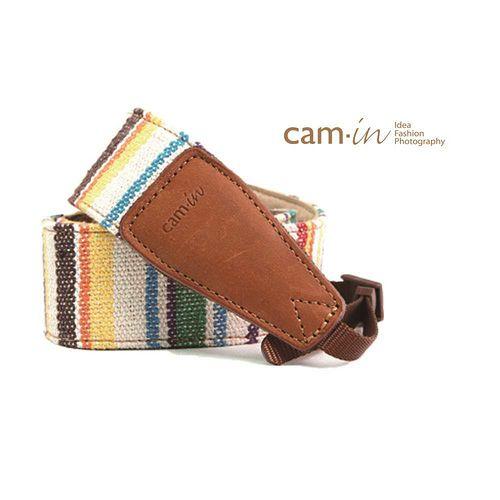 Cam in 波希米亞系列牛仔相機背帶(共2色)