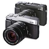 FUJIFILM X-E1+XF35mm定焦鏡頭組(中文平輸) -加送32G卡+專用鋰電池+專用相機包+專用拭鏡筆+105cm 腳架+免插電防潮箱+清潔組+硬式保護貼