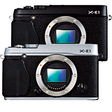 FUJIFILM X-E1 單機身(中文平輸) -加送SDHC32G+專用鋰電池X2+專用相機包+專用拭鏡筆+吹球清潔組+硬式保護貼