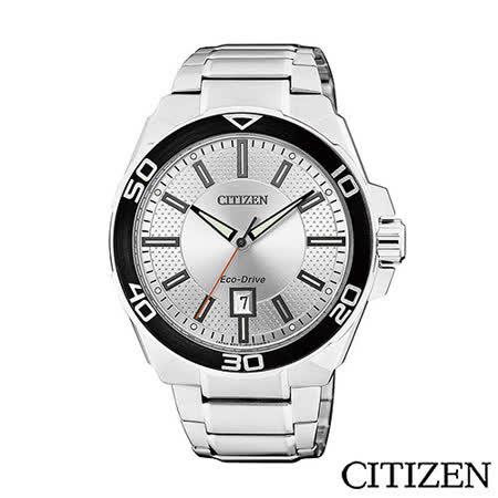 CITIZEN 星辰 經典卓越光動能腕錶 AW1190-53A