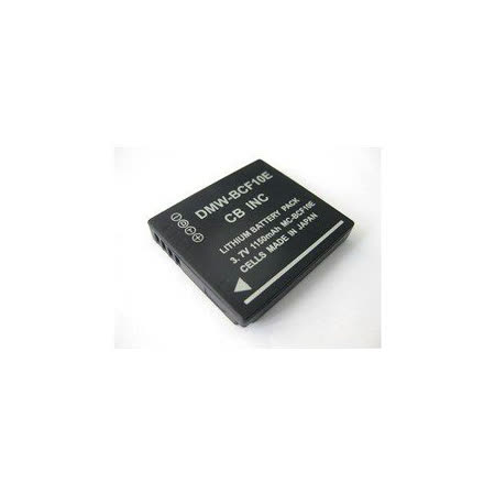 Panasonic 副廠鋰電池 DMW-BCF10E BCF10