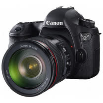 Canon EOS 6D+24-70mm F4 L USM組(中文平輸) -加送SD64GC10+專屬鋰電池*2+單眼包+強力大吹球+細毛刷+拭鏡布+硬式保護貼