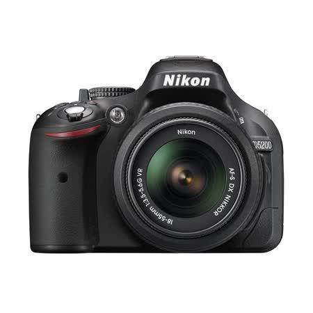 NIKON D5200 翻轉螢幕單眼相機(中文平輸)