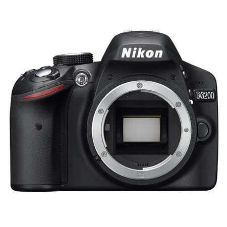 Nikon D3200  單機身組(中文平輸)-加送SDHC32G+單眼攝影包+強力大吹球+細毛刷+拭鏡布+硬式保護貼