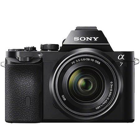 SONY A7+28-70mm全片幅無反單眼相機*(中文平輸) - 加送相機清潔組+高透光保護貼