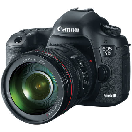 Canon 5D Mark III+ 24-105mm*(中文平輸) -加送副電+減壓背帶+拭鏡筆+清潔組+高透光保護貼
