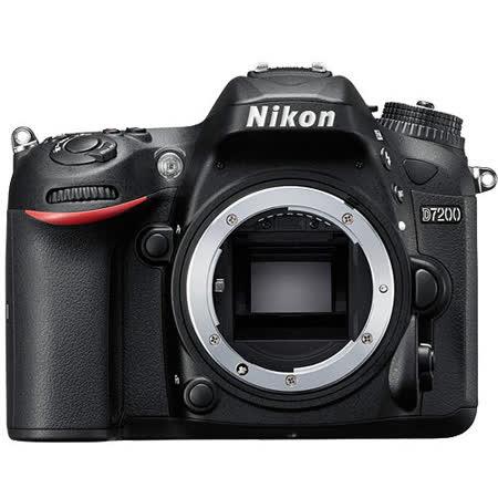 Nikon D7200 單機身(中文平輸) - 加送64G-C10記憶卡+專屬鋰電池+大吹球+細毛刷+專屬拭鏡布+清潔組+硬保
