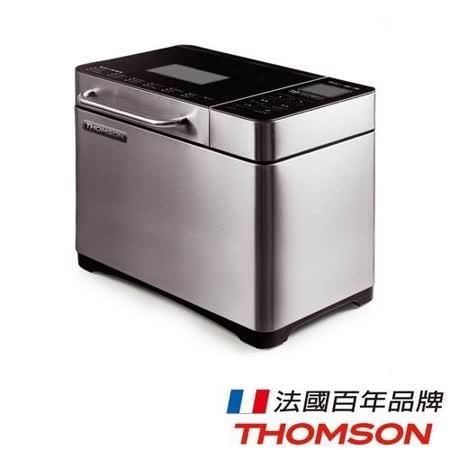 【私心大推】gohappy線上購物THOMSON SA-B01M 全自動 製麵包機 不銹鋼外觀 麵包機 可拆式果料盒 果料自動投入評價如何桃園 統領