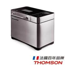 THOMSON SA-B01M 全自動 製麵包機 不銹鋼外觀 麵包機 可拆式果料盒 果料自動投入