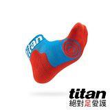 Titan專業籃球襪Light-藍/紅
