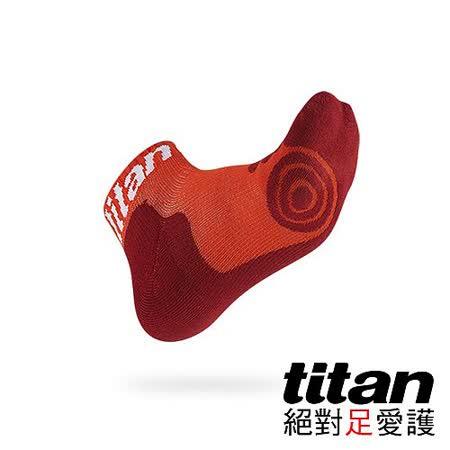 Titan專業籃球襪Light-紅