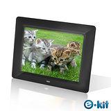 逸奇e-Kit  8吋雪櫻花數位相框電