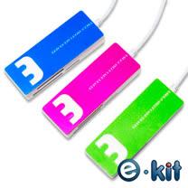 逸奇 e-kit 56合1 粉彩多功能讀卡機 (CR-012) (紫色款)