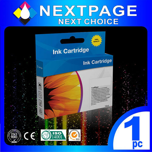 NEXTPAGE 榮工 EPSON No.138 T138450 XL 黃色 高容量 相容