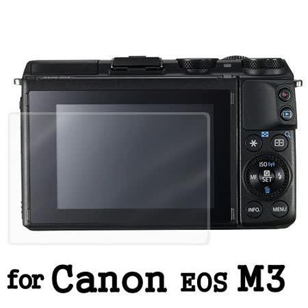 D&A Canon EOS M3 日本原膜HC螢幕保護貼(鏡面抗刮)